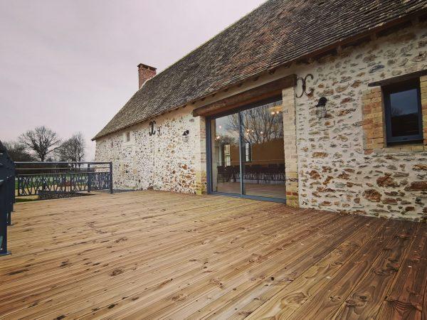 La Maison Roger - Terrasse