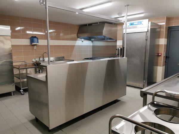 Salle Marcel – Cuisine
