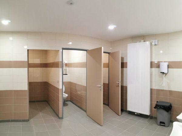 Salle Marcel – Sanitaire